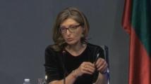 Захариева: Ще приберем всички българи у дома възможно най-скоро