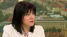 Караянчева: Няма никаква диктатура, обвиненията на опозицията са безпочвени
