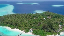 Бивш луксозен малдивски курорт стана карантина