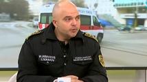 Петима полицаи са заразени с COVID-19