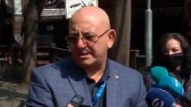 Екоминистърът Емил Димитров с първи думи след разговора с прокуратурата