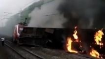 Влак дерайлира в Китай. Има жертва