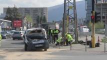 Отново тежка катастрофа на мястото, където загина Милен Цветков