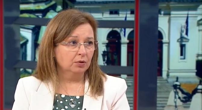 Зорница Русинова: Мярката 60:40 задържа безработицата с 5%