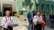 Борисов питка във Велинград не яде - на диета бил, но даде на екипа си да хапнат