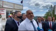 "Борисов за акциите на ""Левски"": Хайде стига с тези глупости"