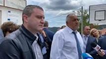 Борисов и Горанов: Няма напрежение между нас