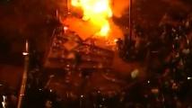 Минеаполис продължава да гори