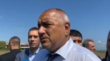 Борисов от Поморие: В понеделник сменям зам.-министър Живков