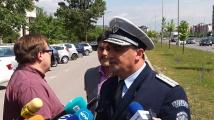 Пътна полиция погва шофьорите без колани и каски