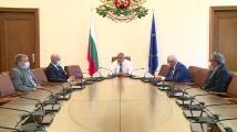 Премиерът Борисов: Контролът върху мерките трябва да продължи