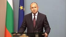 Румен Радев: Участвалите във вчерашното събитие са служители на НСО, тече проверка на действията им