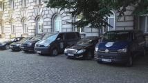 """Спецпрокуратура, Военна прокуратура и СДВР влязоха в Президентството. Радев също пристигна на """"Дондуков"""" 2"""