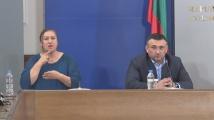 Младен Маринов с коментар за случката в парк Росенец