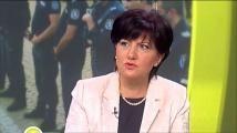 Цвета Караянчева: Не държим властта на всяка цена!