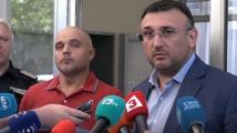 Маринов: Ще поискам оставката на директора на ОДМВР-Бургас по настояване на премиера