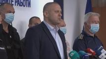 Проверяват полицаите от протестите в София