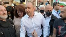Румен Радев: Смущаващо е, че обвиняемият Божков звучи по-убедително от неговите обвинители