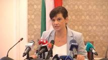 Дариткова отговори на БСП: Ако ще борят корупцията, да започнат от себе си