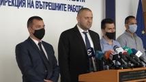 Шефът на СДВР и прокуратурата с подробности за провокаторите на протестите снощи