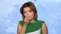 Журналистка остана без зъб в ефир