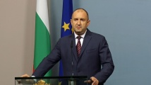 Румен Радев призова да се избягва насилието и провокациите на протестите