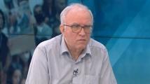 Цветозар Томов: Никоя политическа сила не управлява протеста