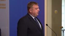 Каракачанов: Ще приоритизираме работата на управлението