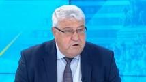 Гърневски: Демокрацията не става с куршуми, счупени бутилки и хвърляне на боклуци