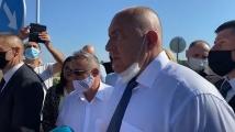 Премиерът Борисов: Който работи, няма време за протести