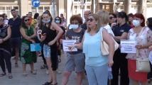 Напрежение на протеста на туроператорите. Едни искат Оставка, други - не