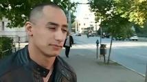 Шофьорът, обвинен, че прегазил крака на протестиращ: Заплашват ме!