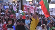 22-и ден на протести в София: Продължава блокадата на ключови кръстовища