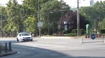 Вижте реакциите на шофьорите заради блокадите в София!