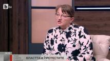 Деница Сачева: В политиката на ГЕРБ няма нито едно нещо, от което да се срамувам