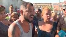 Роми бесни, че има събарят незаконните постройки в Стара Загора
