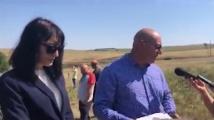 Емил Димитров с подробности за откритите загробени пестициди край Плевен