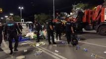 Вижте кадри от операцията по разчистване на блокадите в София