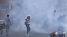 Квартали в Бейрут се обединиха в яростта си