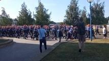 В Беларус стачкуват