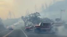 Смърт, мълнии и огън в Калифорния