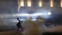 Прострелян чернокож запали град в САЩ