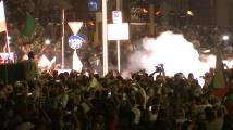Кръв на протеста в София
