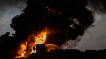 Пожар избухна в Бейрут