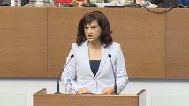 Дариткова: Търсим прозрачен процес, а не изборни манипулации