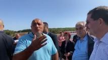 Борисов покани екип на Дискавъри да види мащабното строителство у нас