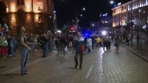75-ти ден на антиправителствени протести в София