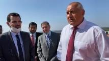 Борисов инспектира Балкански поток и с джипката, призова президентът да дойде и види как се строи в провалената държава