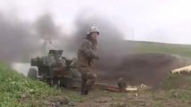 Продължават боевете в Нагорни Карабах