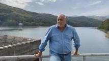 Борисов инспектира язовир